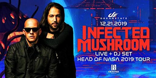 Infected Mushroom (Live + DJ Set)