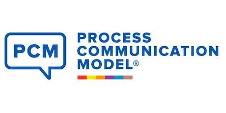 Journée découverte Process Communication (7 octobre 2019) billets