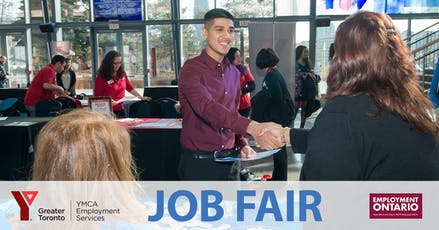 MULTI-EMPLOYER JOB FAIR tickets