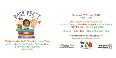 Book Feast - Children's Book Festival tickets