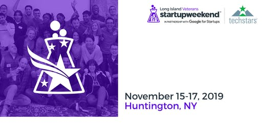 Techstars Startup Weekend LI: Veterans Edition