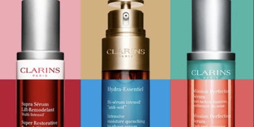 Unleash Your Clarins Glow