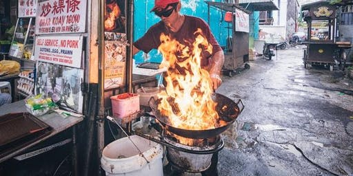 Nantha's Cooking class 3: Penang Street Food