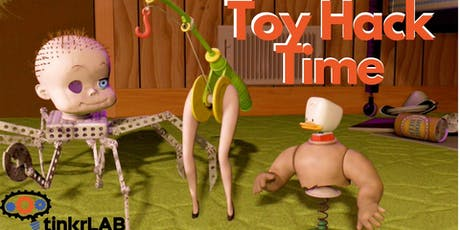 Toy Hack tickets