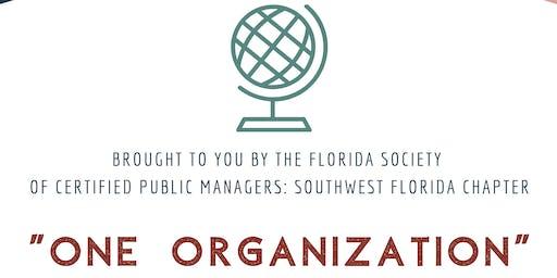 """CPM Lunch & Learn: """"One Organization"""""""
