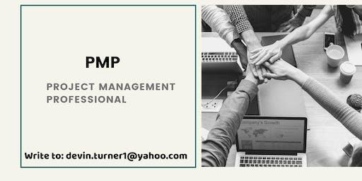 PMP Training in Moab, UT