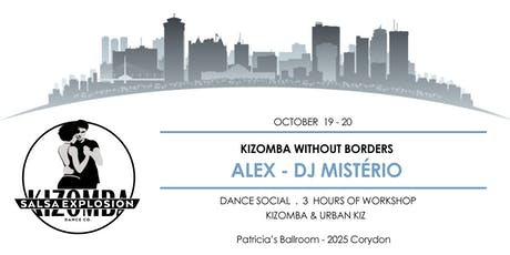 Kizomba Bootcamp w/KWB tickets