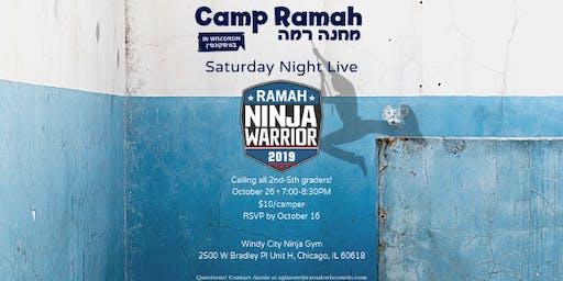 SNL: Ramah Ninja Warriors