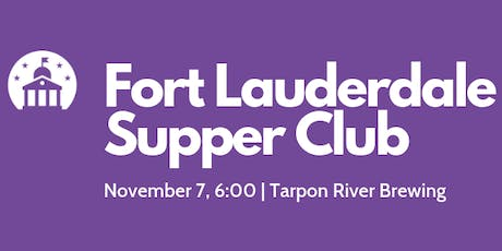 Fort Lauderdale Supper Club tickets