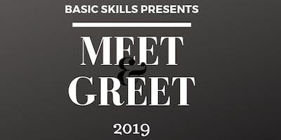 Basic Skills Meet & Greet