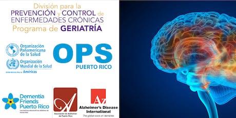 Hablemos de Demencia: Capacitación en la Enfermedad de Alzheimer tickets