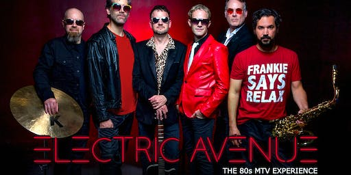 UGA Homecoming Dance Party with Electric Avenue - The 80s MTV Experience
