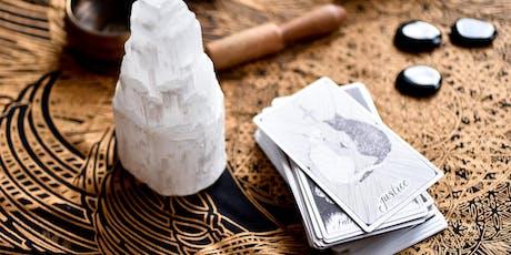 Intuitive Tarot : A Gateway to Wisdom - with Diana Piruzevska tickets