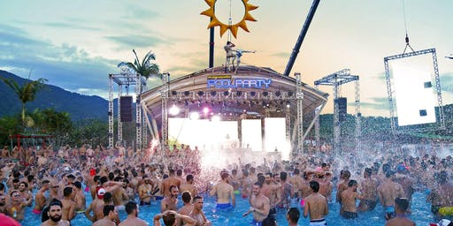 Transfer Pool Party - Vip Experience