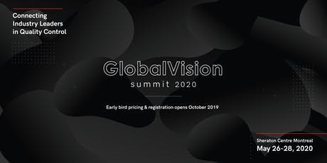 GlobalVision Summit tickets