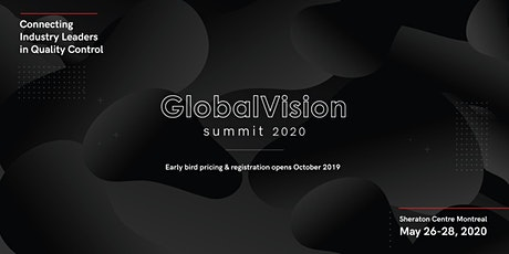 GlobalVision Summit tickets