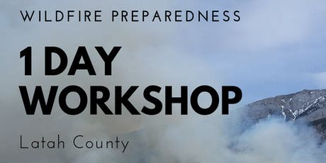 Latah County Community Wildfire Planning tickets