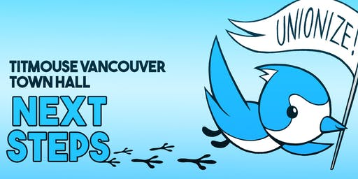 Titmouse Town Hall: Next Steps