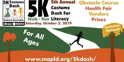 5th Annual 5K Costume Dash