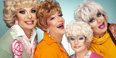 The Golden Girls Live! The Christmas Episodes - Dec 8th at 7pm
