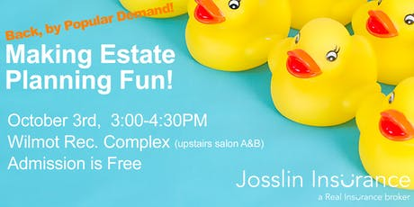 Making Estate Planning Fun! tickets