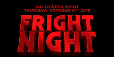 FRIGHT NIGHT - Halloween Night Inside Luxy Nightclub tickets