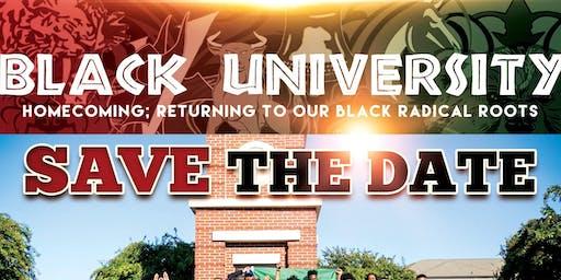 Black University 2019: Homecoming