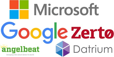 Angelbeat RTP October 3 with Microsoft and Google Keynotes tickets