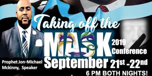12th Annual Taking off the Mask Conference 2019
