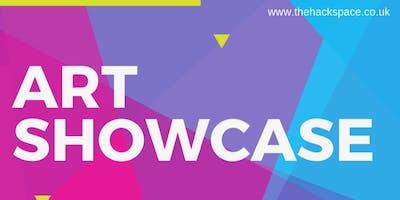 The HackSpace Art Showcase