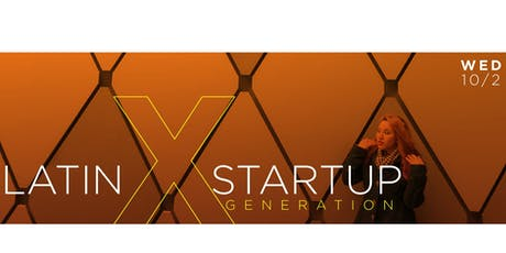 LatinXStartup Generation tickets