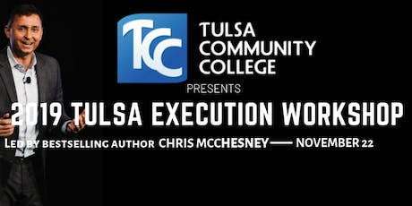 Tulsa Community College | 2019 Tulsa Strategy Execution Workshop tickets
