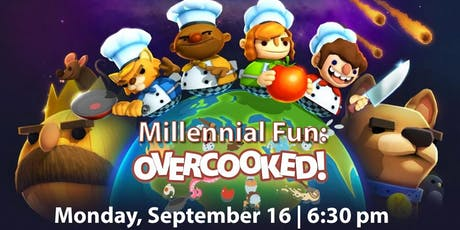 Millennial Fun: Overcooked! Free Gameplay tickets