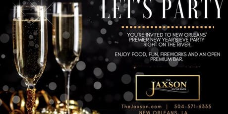 New Year's Eve at The Jaxson tickets