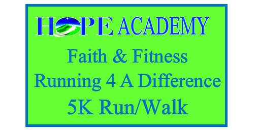 Running 4 A Difference (R4AD)