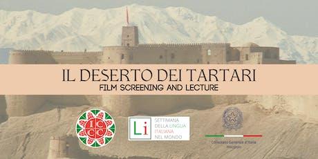 Settimana della Lingua Italiana nel Mondo tickets