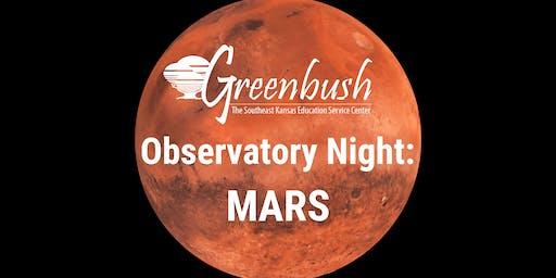 Observatory Night: Mars