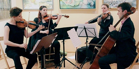New Brunswick Chamber Orchestra Salon: Mythos tickets