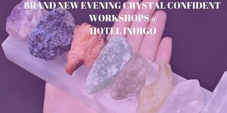 CRYSTAL CONFIDENT WORKSHOP: An introduction to crystal consciousness tickets