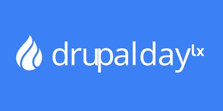 DrupalDay Lisboa 2019 - Associação Drupal Portugal bilhetes