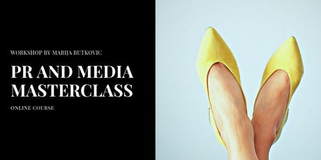 PR and Media Masterclass for Fashion Businesses tickets