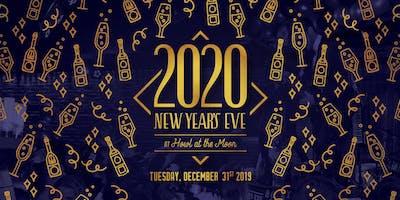 New Year's Eve 2020 at Howl at the Moon Kansas City!