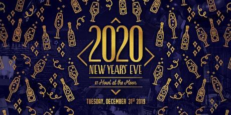 New Year's Eve 2020 at Howl at the Moon Kansas City! ingressos