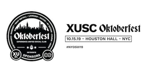 Experience United Social Club (XUSC) Oktoberfest | #NYDSW19