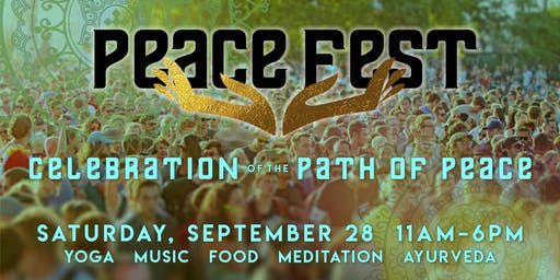 Peace Fest Vendor Application