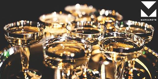 MARGARETES GROSSES SILVESTERDINNER 2019