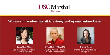 Women in Leadership: At the Forefront of Innovative Fields tickets