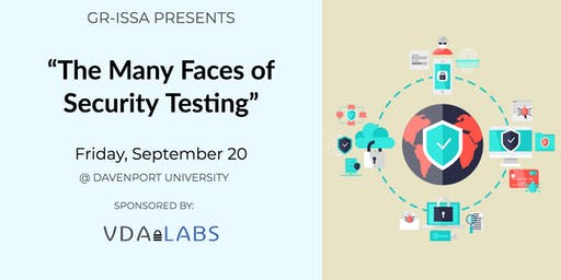 The Many Faces of Security Testing