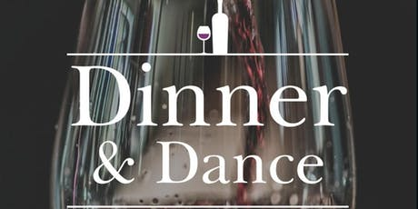 Turkey Dinner & Dance - Complimentary glass of wine then $5/drink tickets