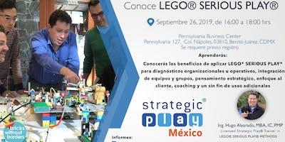 Ven y Conoce LEGO® SERIOUS PLAY®